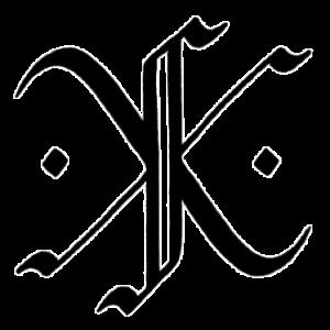 kfk monogram transparent