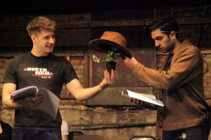 2015 March staged reading with props IMG_2972